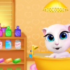 Angela cica baba fürdik