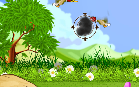Kacsa vadászat