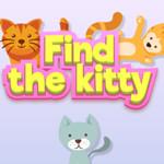 Találd meg a cicát
