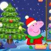 Peppa malac karácsonyfája
